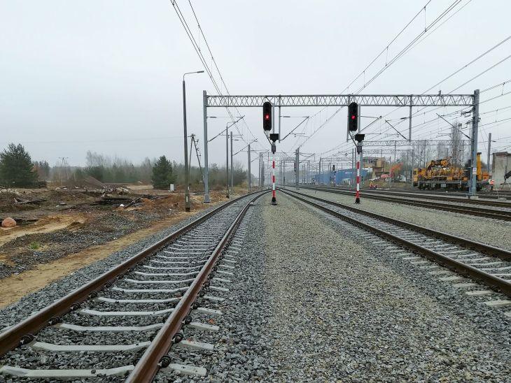 (Polski) 2016/17 Modernizacja linii kolejowej nr 4 – Centralna Magistrala Kolejowa etap II